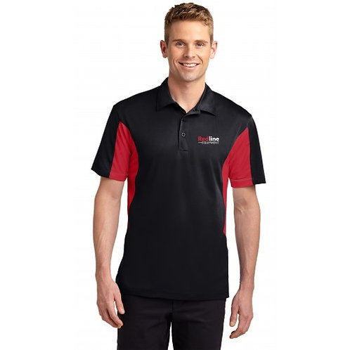 Sport-Tek Side Blocked Micropique Polo (TCERE41)