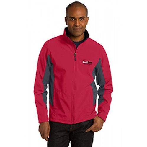 Port Authority Men's Colorblock Soft Shell Jacket | Tall Sizes