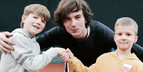 Kids Stage Tennisschool Jonge Wingerd te Hoeilaart