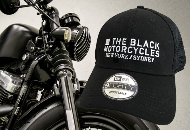 The Black Motorcycles