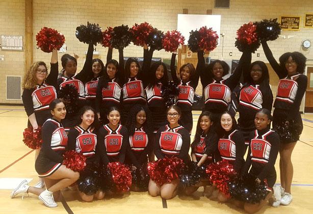 QSI Cheerleading