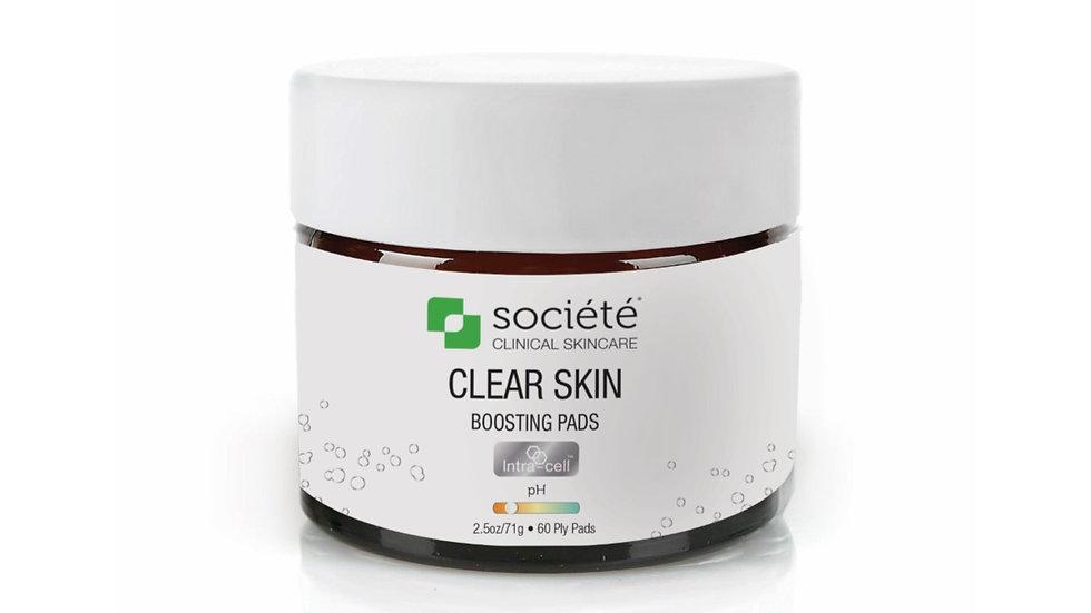Societe Clear Skin Boosting Pads