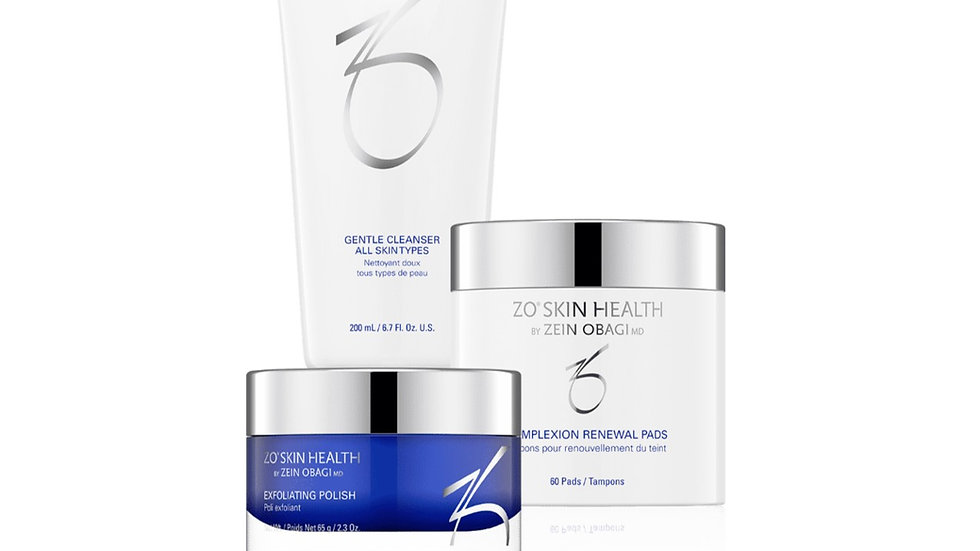 Zo Skin Health Getting Skin Ready Kit