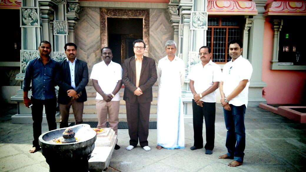 Shriyai Mysore1