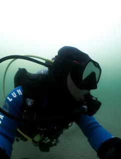 Diving in MPA La Jolla, California