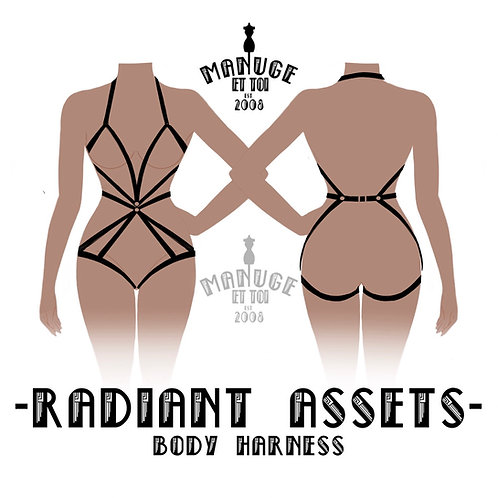 Radiant Assets Body Harness