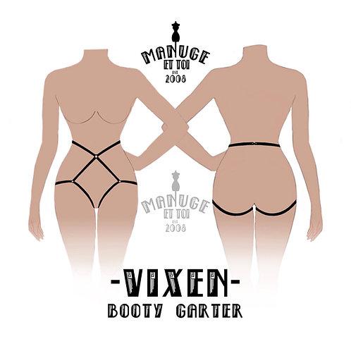 Vixen Booty Garter
