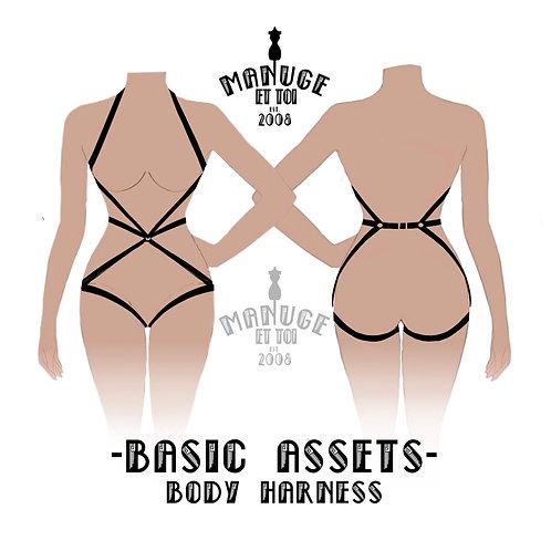 Basic Assets Body Harness