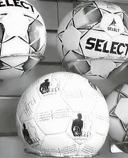 Ballon Black & White