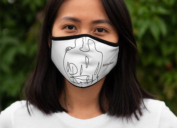 Mask Goodmorning Black & White