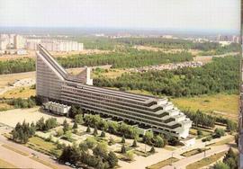Faculty of Architecture, Minsk Polytechnic University, 1984