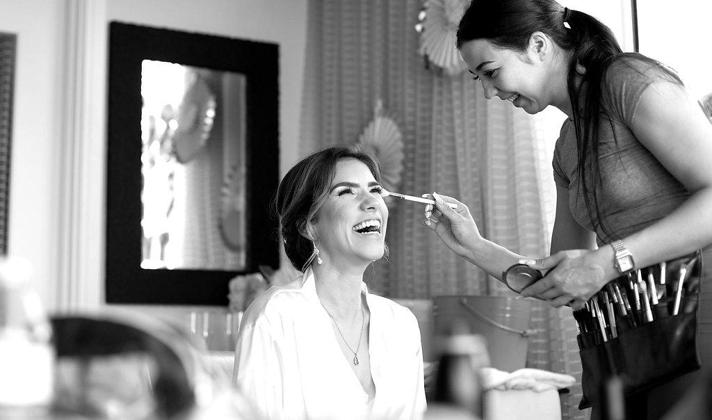 Miami Wedding Makeup Artist On Site Makeup Services
