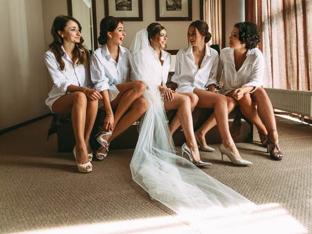 5 Tips to Live by on Your Wedding Day