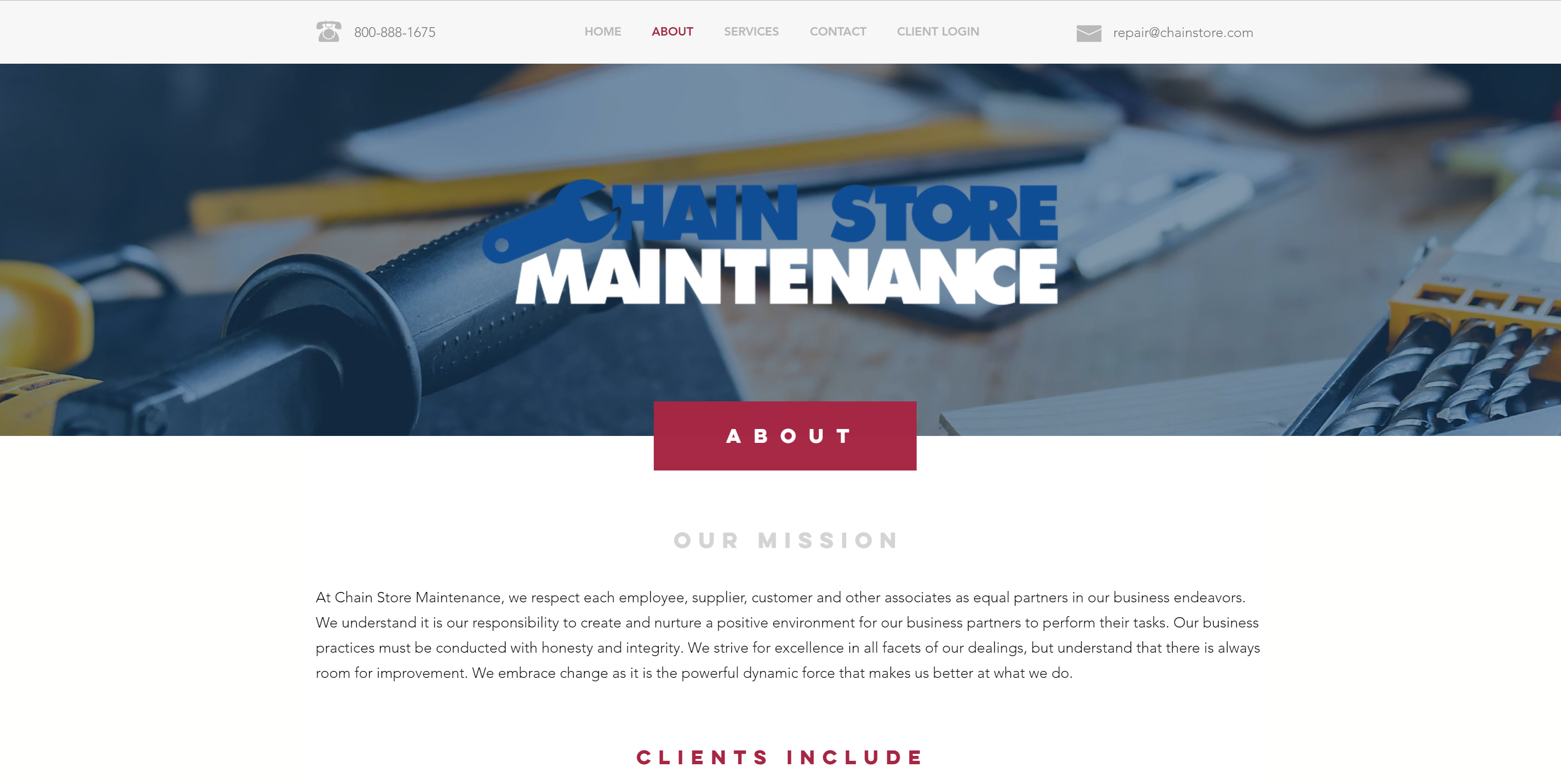 Sarah-Cas-Branding-and-Design-Website-Design-Chain Store Maintenance 1