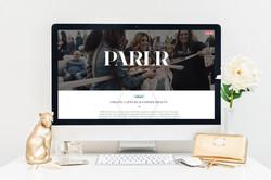Sarah-Cas-Branding-&-Design-PARLR-Website-Design