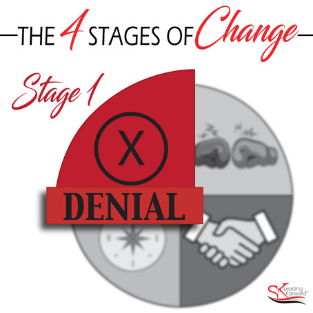 The Four Stages of Change
