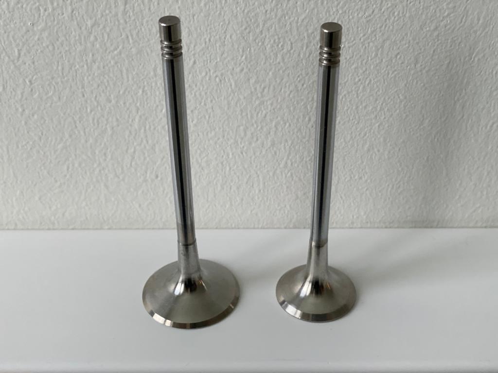 Audi EA888 valves