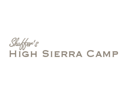 High Sierra Camp Mountain Biking