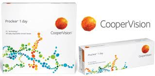 Coopervision Dailies
