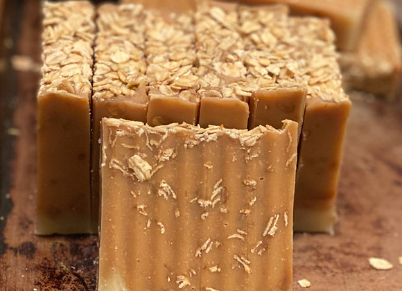 Honey & Oats Soap