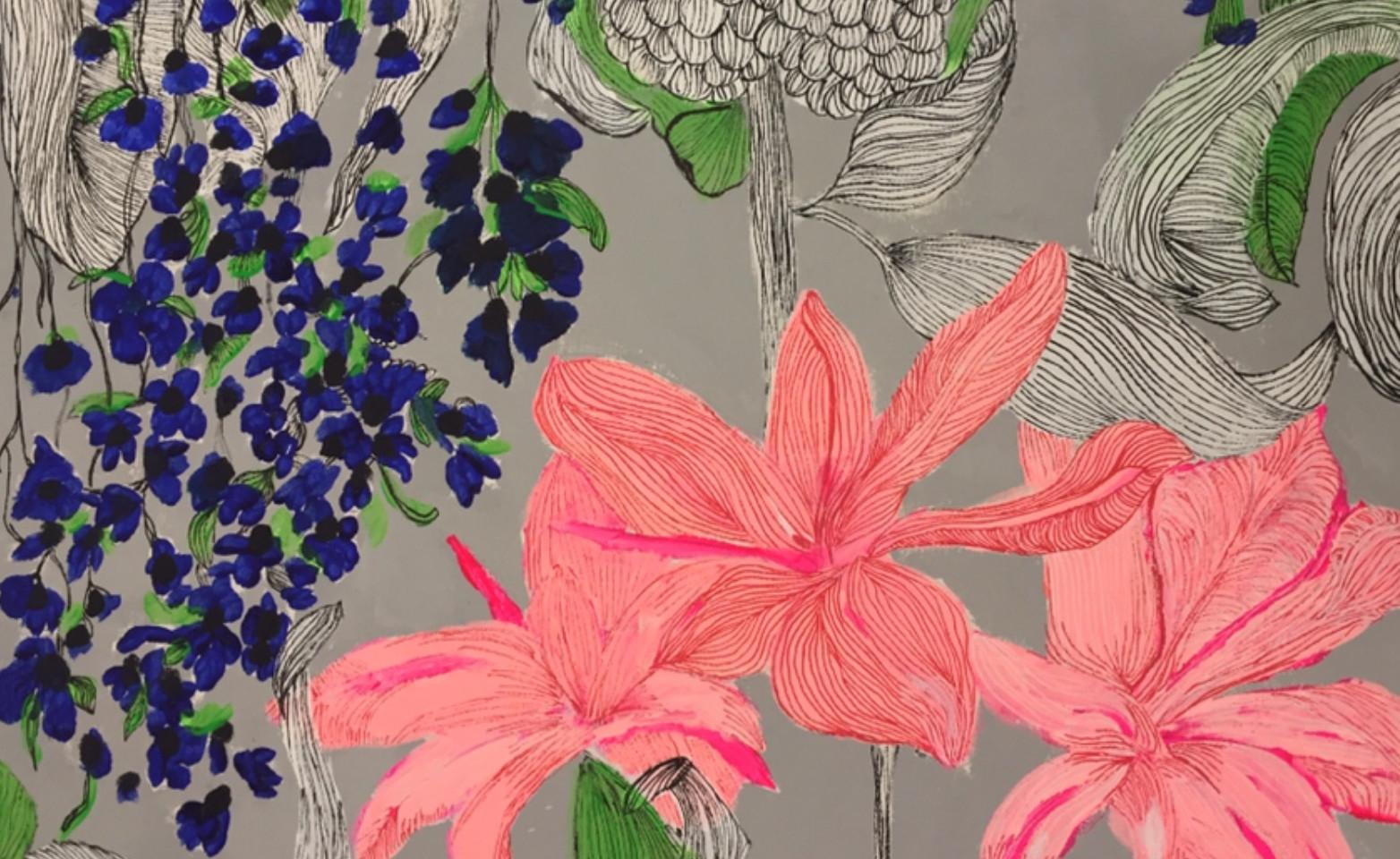 Florada Rosa