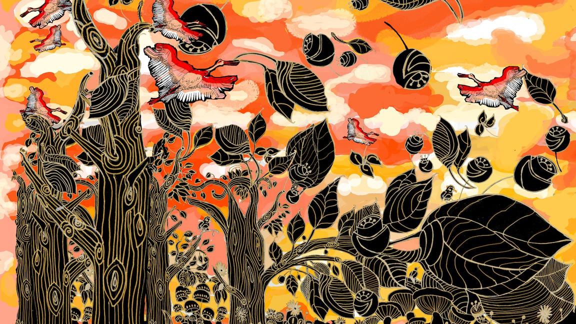ARVOREDO/ Phoenix From the Flames
