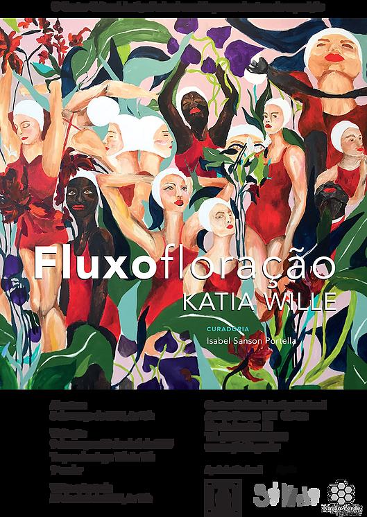 Fluxofloração - CCJF Centro Cultural Justiça Federal - Rio de Janeiro