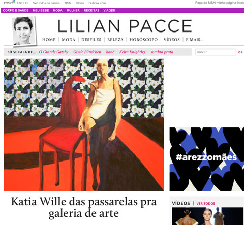 Site Lilian Pace