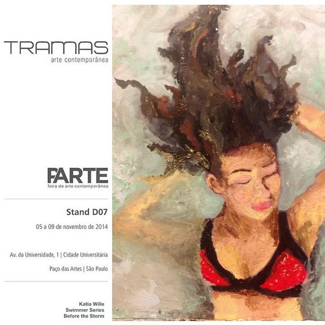 Participation PARTE art fair - São Paulo