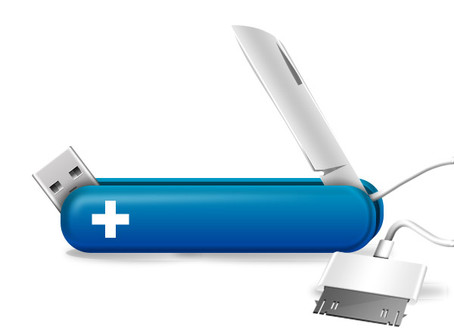 Social Media: A Marketing Must-Have Swiss Army Knife