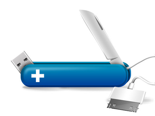 Swiss army knife of...currency.