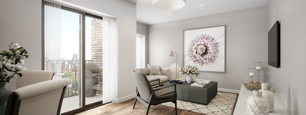 The Waterhouse Manchester Residential Property Investment
