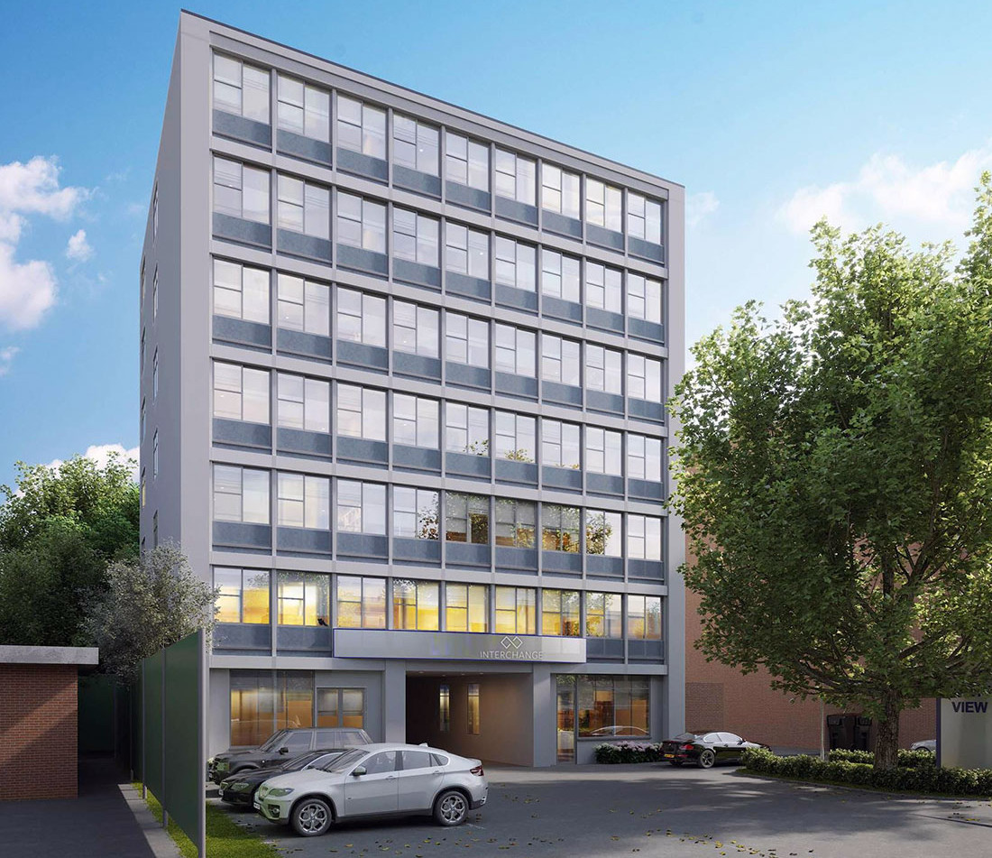 The Interchange Residential Property Investment in Birmingham