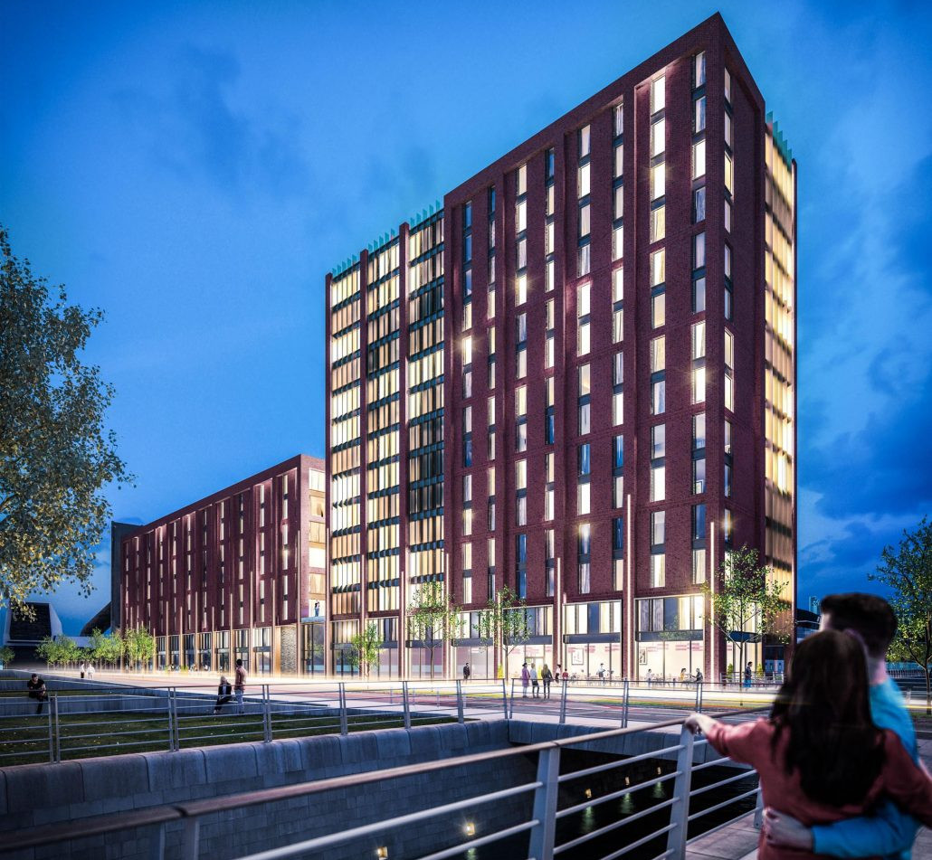 Park Central Liverpool residential property investment