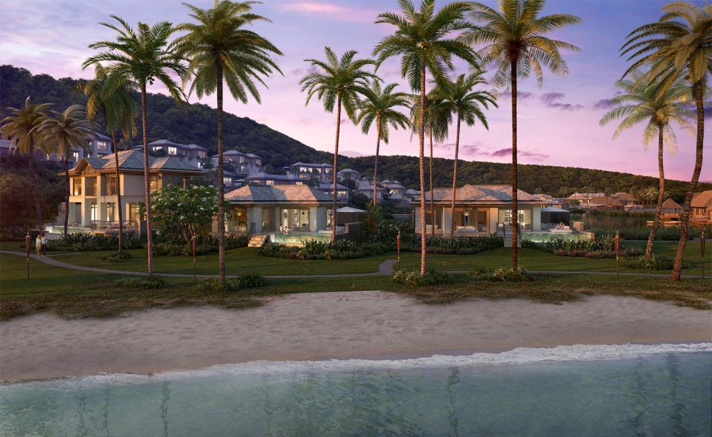 Six Senses Grenada - beach front