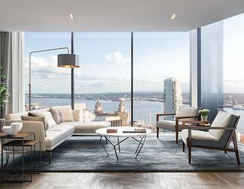 EI_Infinity Tower_APT_Living Room_170901
