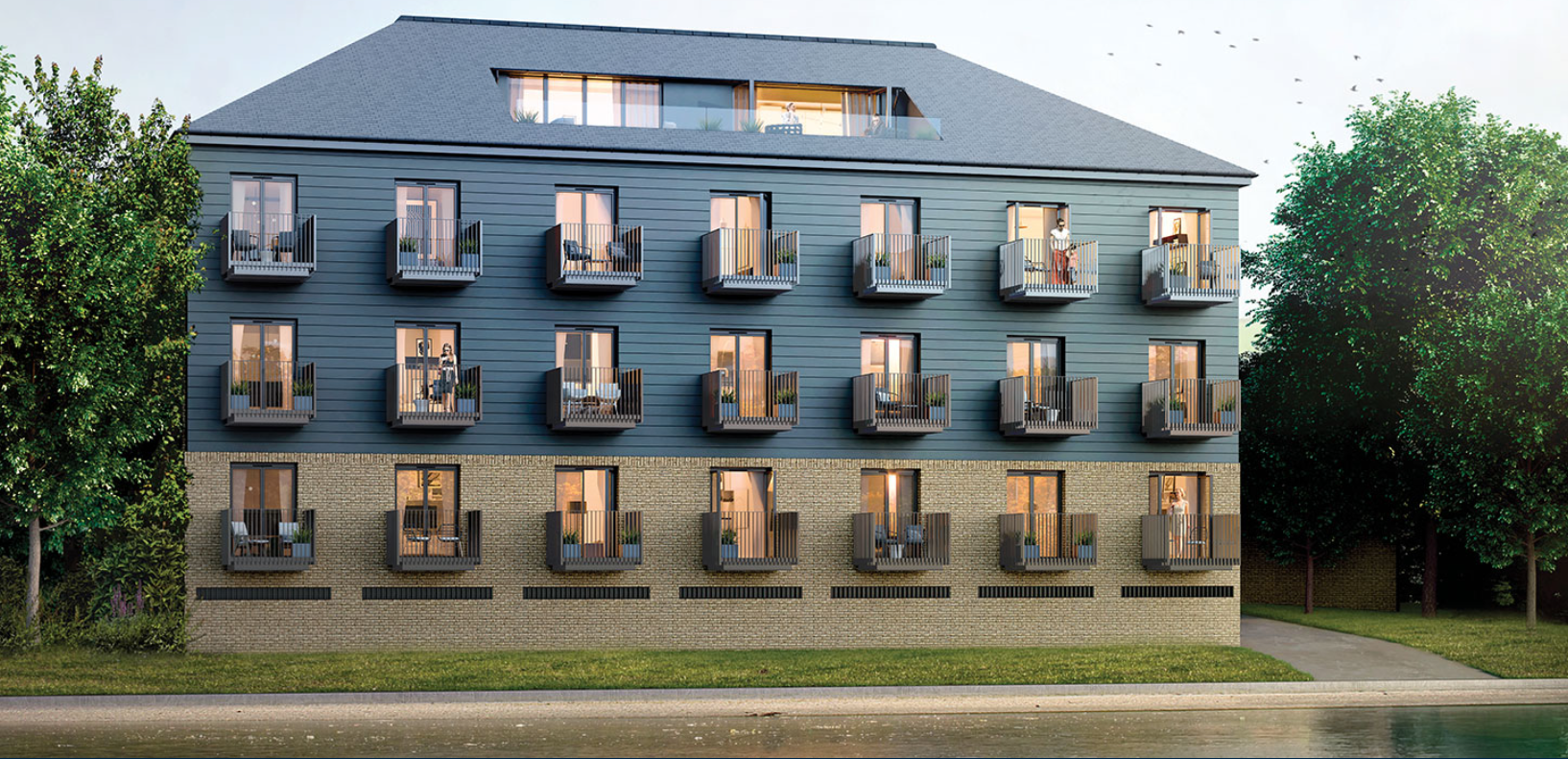 The Boat Race House Residential Property Investment in London