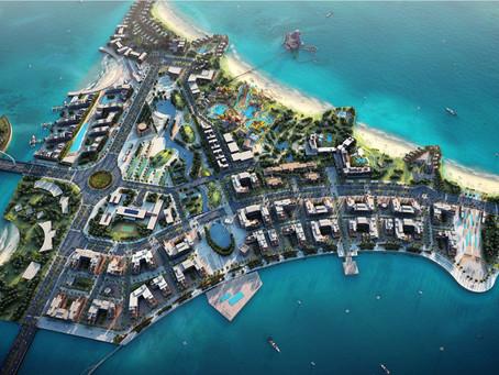 Qetaifan Island Lusail, Qatar