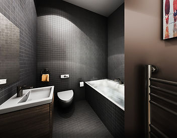 Fabric Village Residential Property in Liverpool - bathroom