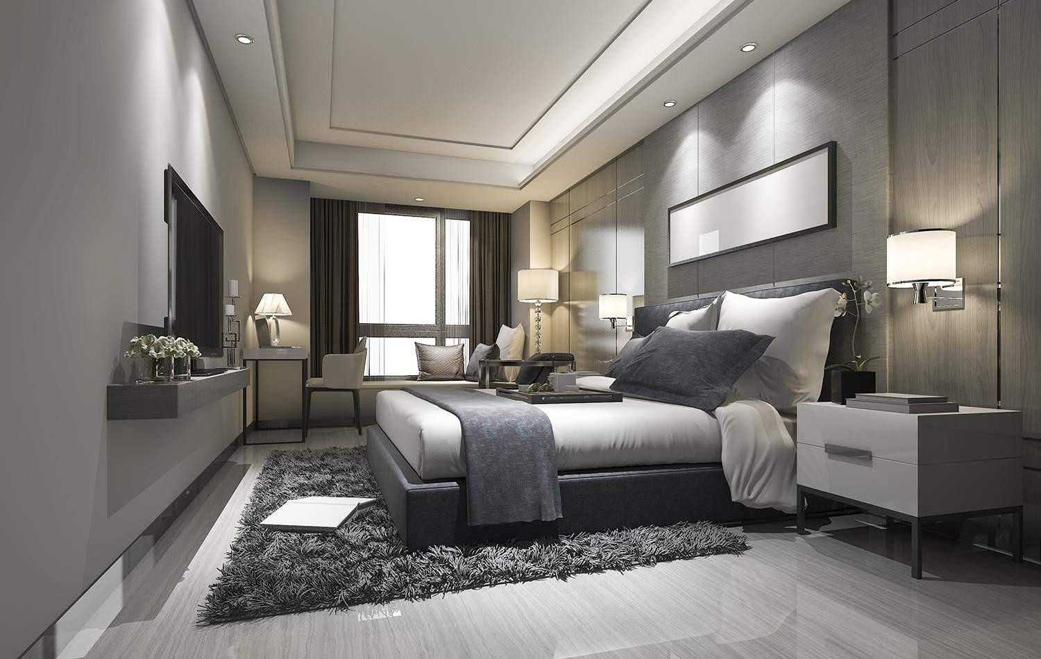 The London Resort Hotel Room Investment by Paramount