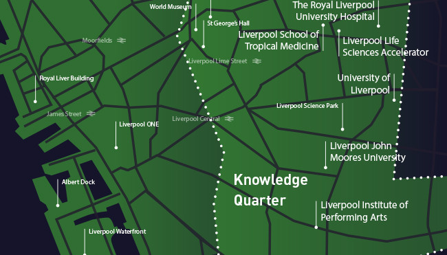 Aura student accommodation property investment in Liverpool UK
