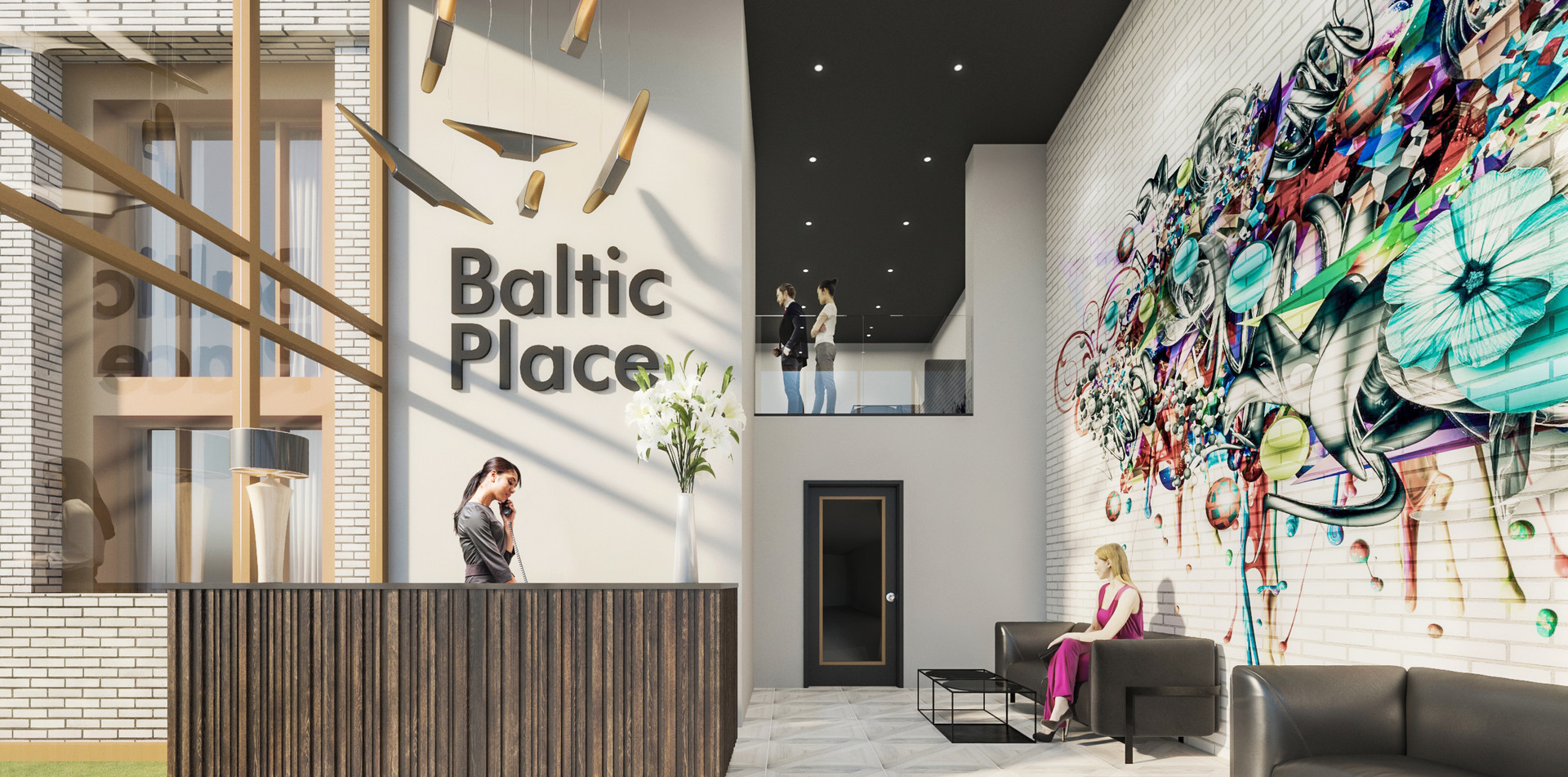 Baltic Place | Liverpool