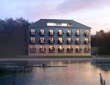 The Boat Race House property investment in London