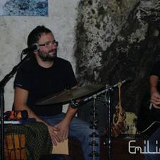 Con Emilio Quaglieri