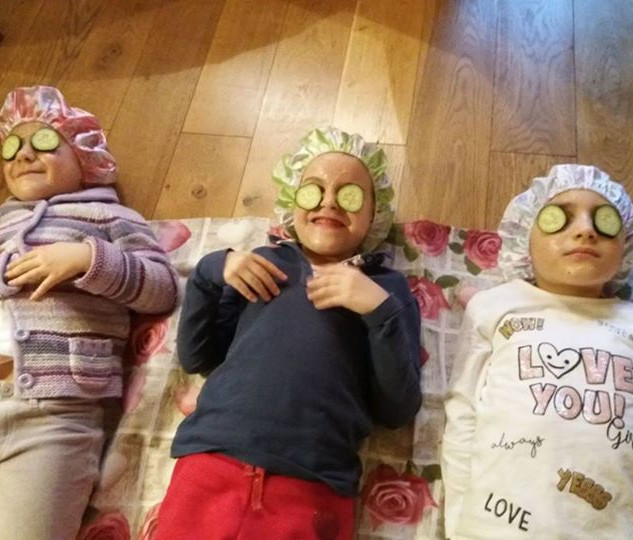 Beauty party - la maschera