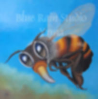 Blue Rain Studio / Yrma van der Steenstraeten