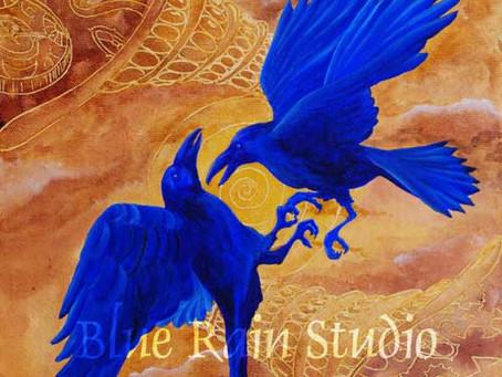 Blue Rain Studio Newsletter #5