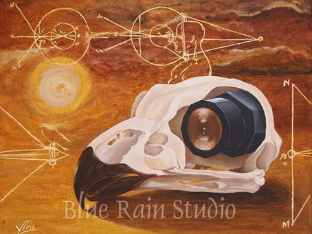 Blue Rain Studio Newsletter nr 7