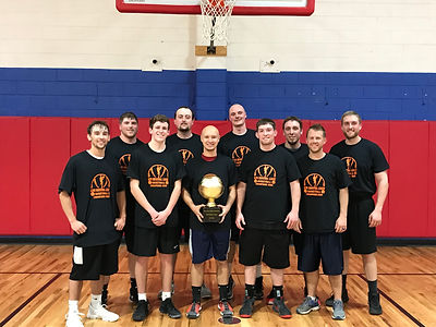 2019 mens adult league basketball champi