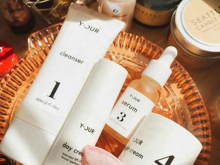 Y'OUR Personalized Skincare Review